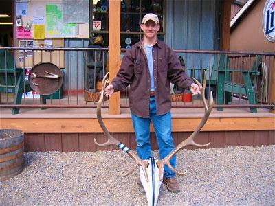 pagosa springs elk hunting