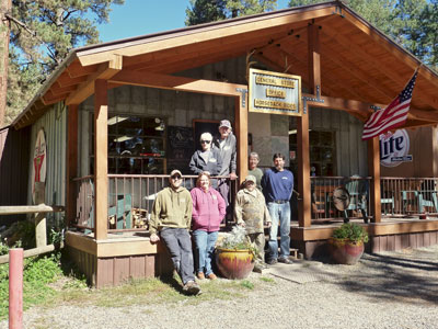 pagosa springs camp store