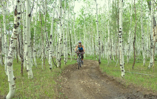 mountain biking pagosa springs