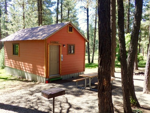 McClintock Cabin